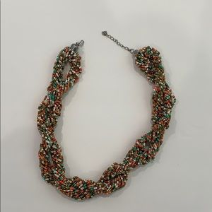 Chic Beaded Necklace